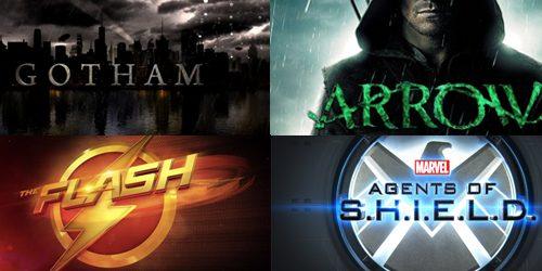 Séries Geek : Rentrée 2014